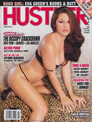 Hustler - June 2012