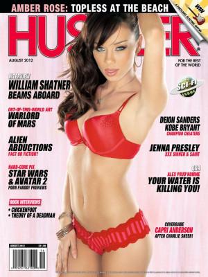 Hustler - August 2012