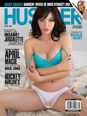 Hustler - April 2014
