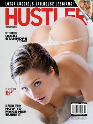 Hustler - February 2015