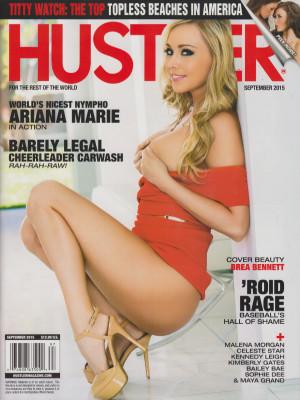 Hustler - September 2015
