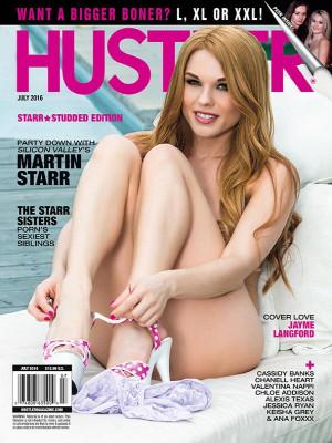 Hustler - July 2016