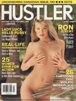Hustler Canada - April 1998