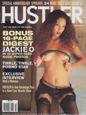 Hustler Canada - July 1998