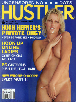Hustler Canada - August 1998
