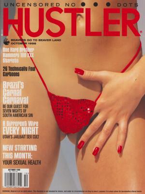Hustler Canada - October 1998