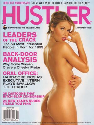 Hustler Canada - January 1999