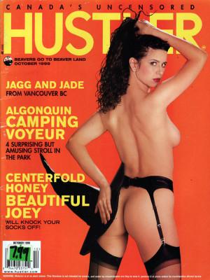 Hustler Canada - October 1999