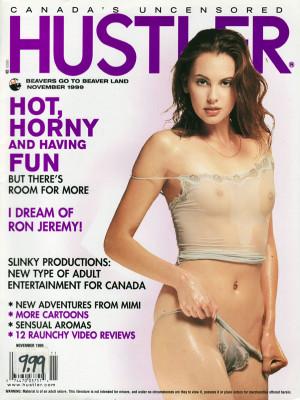Hustler Canada - November 1999