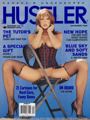 Hustler Canada - December 1999