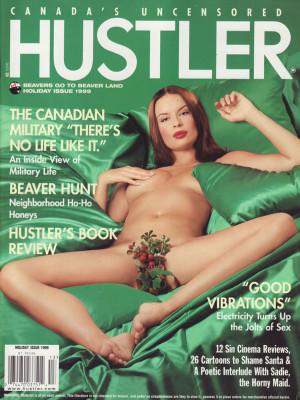 Hustler Canada - Holiday 1999