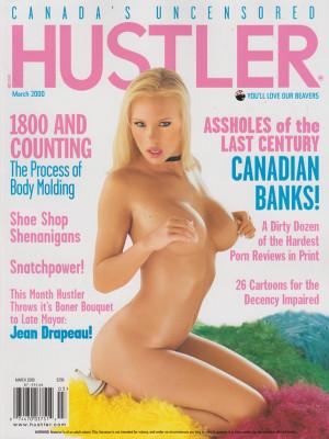 Hustler Canada - March 2000