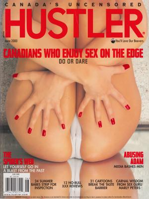Hustler Canada - June 2000