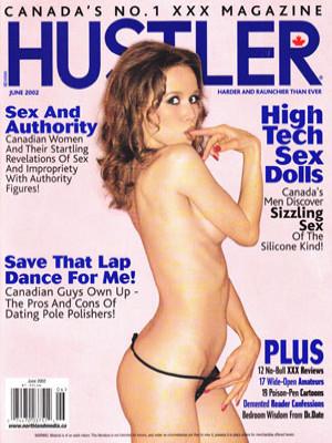 Hustler Canada - June 2002
