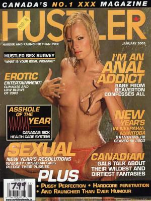 Hustler Canada - January 2003
