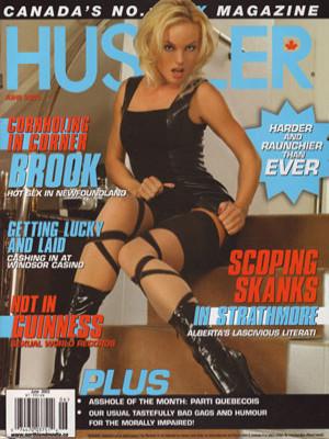 Hustler Canada - June 2003