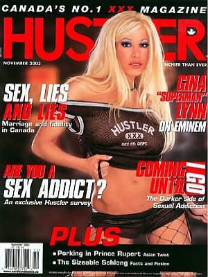 Hustler Canada - Nov 2003