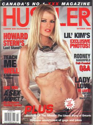Hustler Canada - Oct 2004
