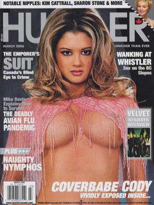 Hustler Canada - March 2006