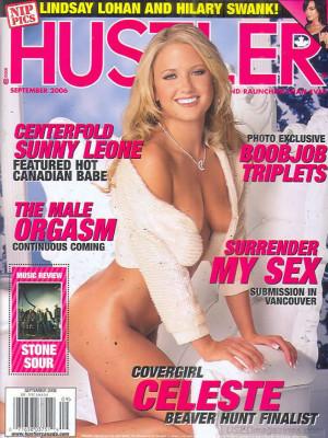 Hustler Canada - Sep 2006