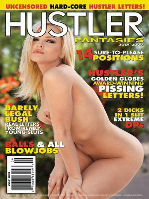 Hustler Fantasies - July 2009