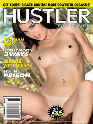 Hustler Fantasies - September/October 2014