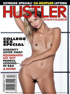 Hustler Fantasies - September 2016