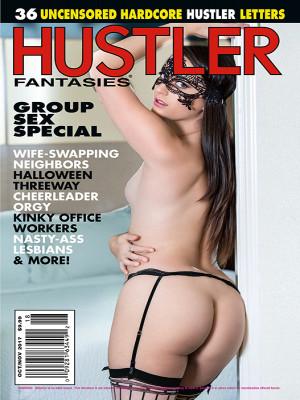 Hustler Fantasies - October/November 2017