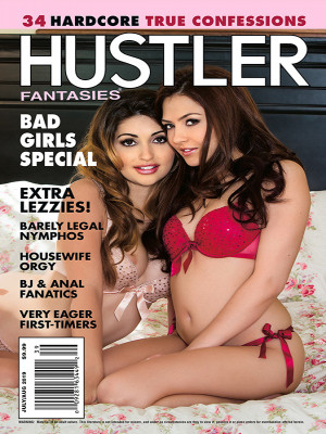 Hustler Fantasies - July/August 2019