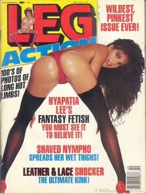 Leg Action - October 1989