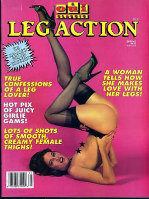 Leg Action - Spring 1989