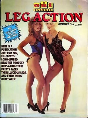 Leg Action - Summer 1989