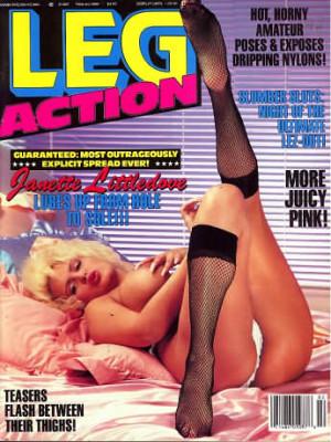 Leg Action - February 1990