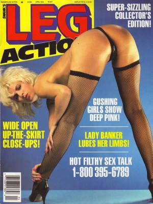 Leg Action - April 1990