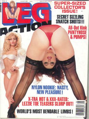 Leg Action - August 1990