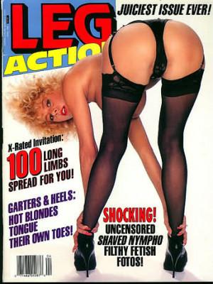 Leg Action - April 1991