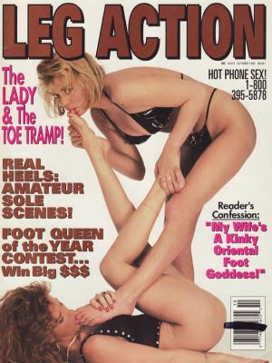 Leg Action - October 1992