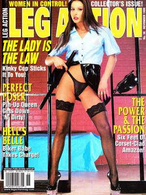 Leg Action - November 1999