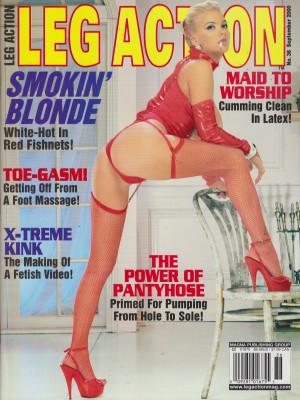 Leg Action - September 2000