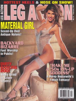 Leg Action - February 2001
