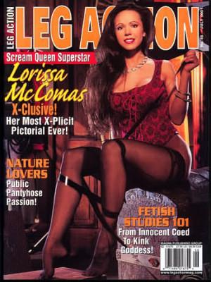 Leg Action - July 2001