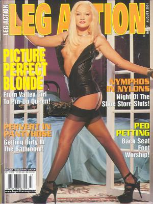 Leg Action - August 2001