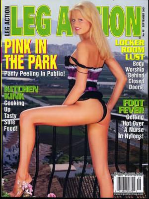 Leg Action - September 2001