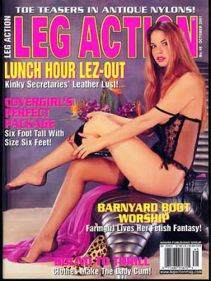Leg Action - October 2001