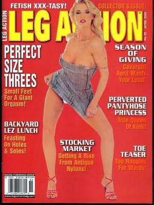 Leg Action - April 2002