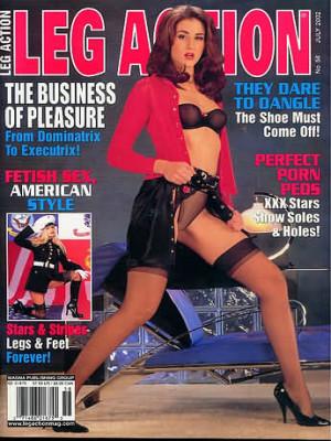 Leg Action - July 2002