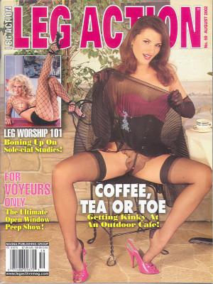 Leg Action - August 2002