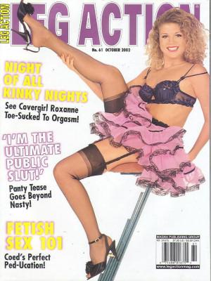 Leg Action - October 2002