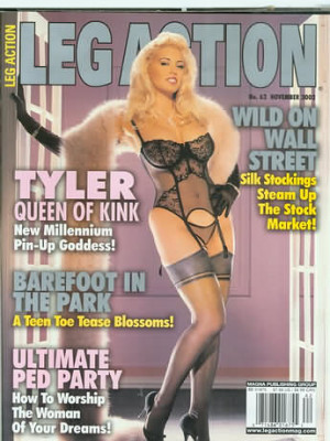 Leg Action - November 2002