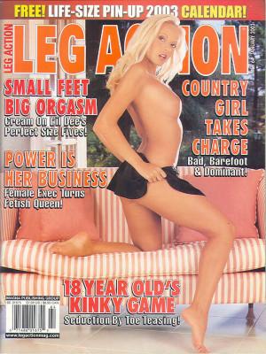 Leg Action - January 2003